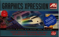 ATi GRAPHICS XPRESSION Box