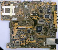 Asus A6Km motherboard