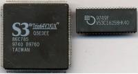 S3 Trio64V2/GX chip