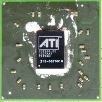ATI RV620 Pro GPU