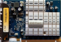 NVIDIA GeForce 8400 GS (G86)